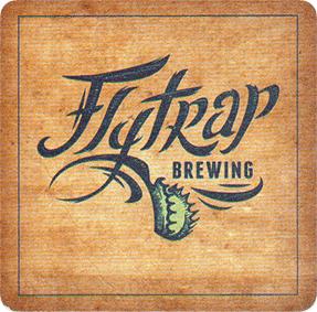 Flytrap Brewing Company Coaster