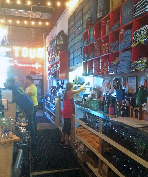 Cape May Brewing Co Bar