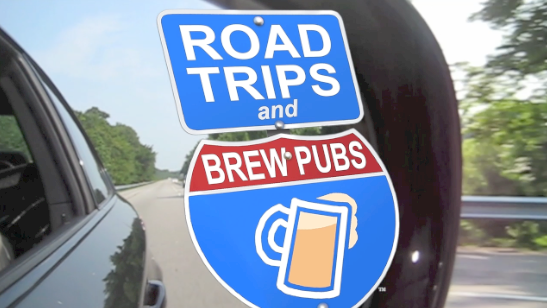 Road Trips and BrewPubs Trailer